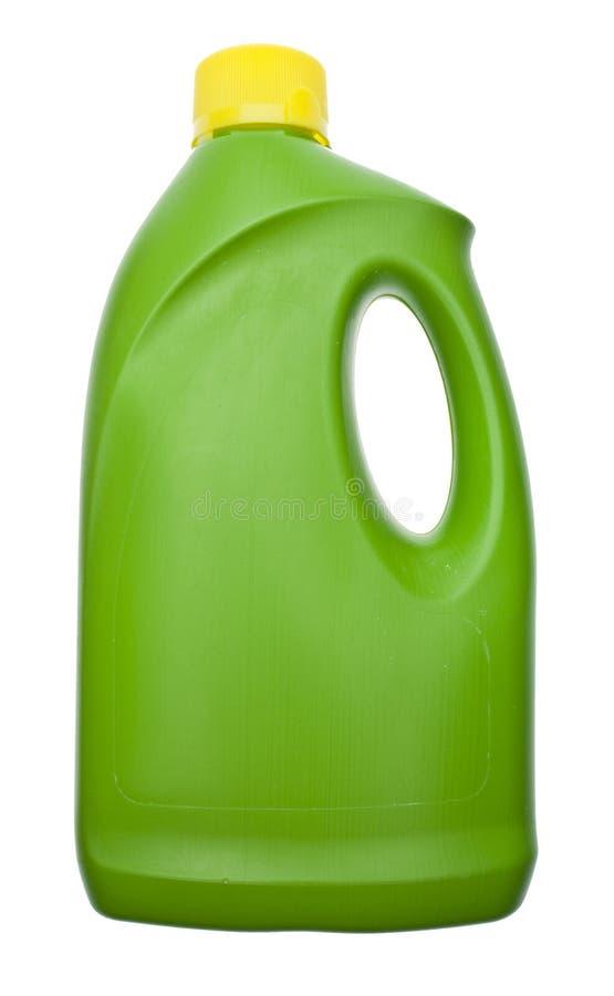butelki cleaning zieleń obraz royalty free