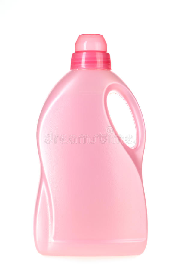 butelki cleanser fotografia stock