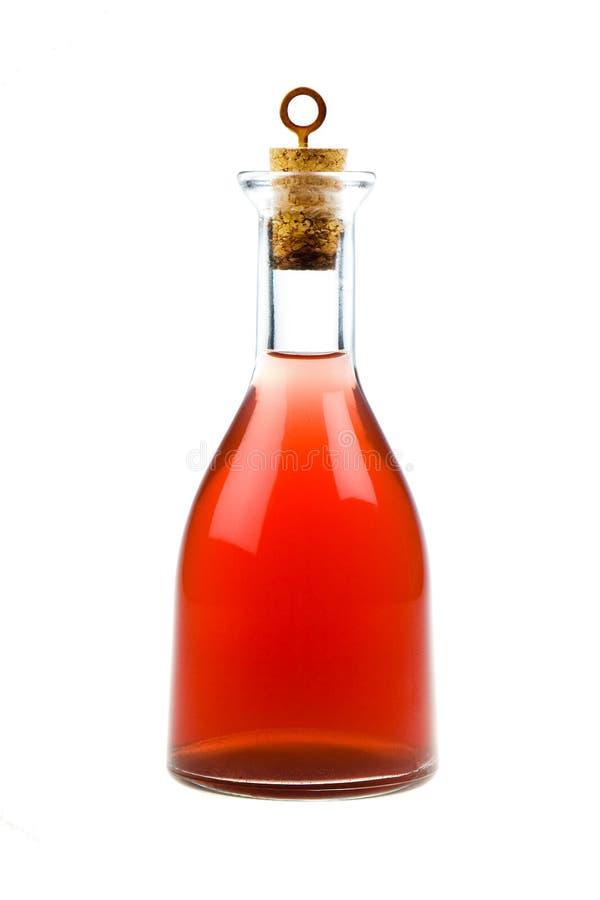 butelki czerwień obraz royalty free