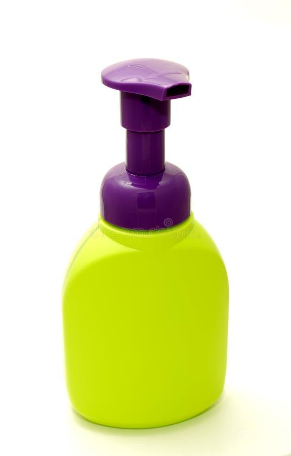 butelki mydła obraz stock
