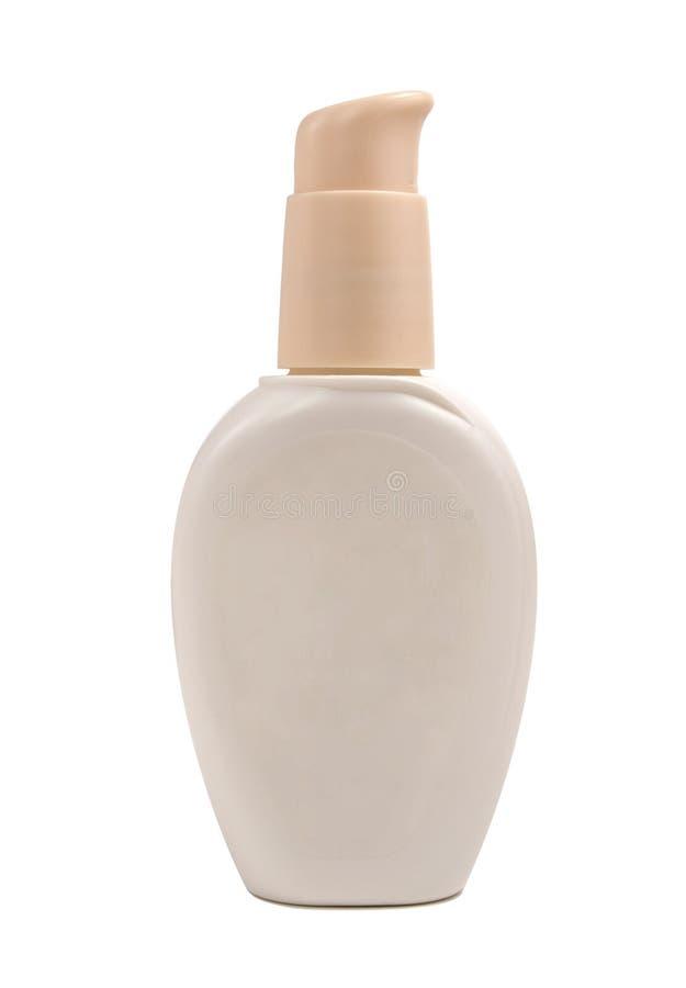 butelki olejek do opalania obraz stock