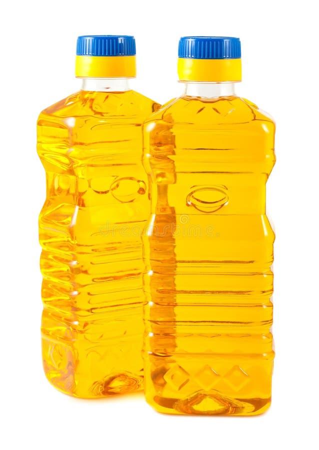 butelki oliwią plastikowego warzywa obrazy royalty free