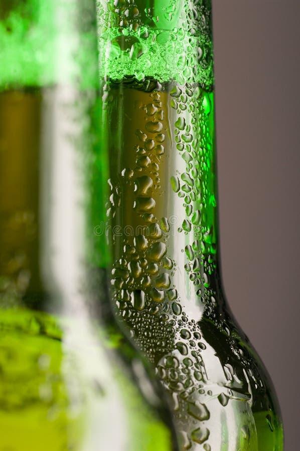 Butelki Piwo Bezpłatne Zdjęcia Stock