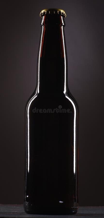 butelki po piwie obraz stock