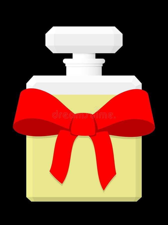 butelki prezenta pachnidło ilustracji