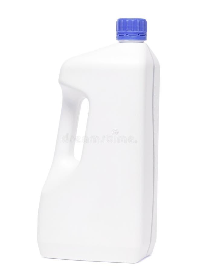 butelki pusty mydło obrazy stock