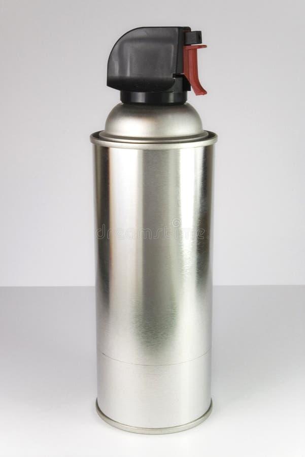 butelki spray srebra zdjęcia royalty free