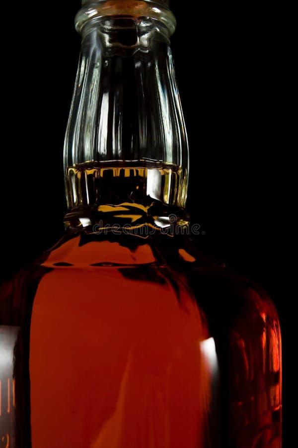 butelki whisky. zdjęcia stock