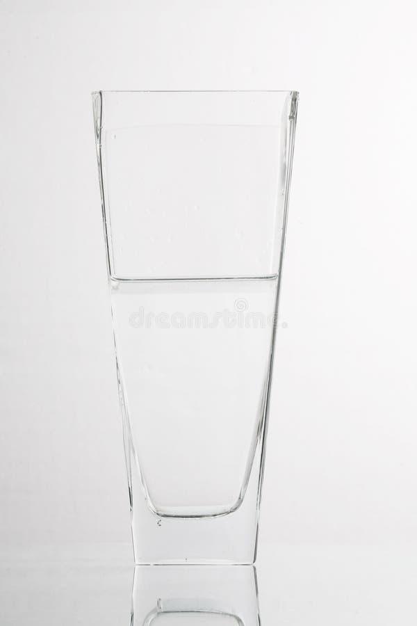 butelki woda jeden zdjęcie stock