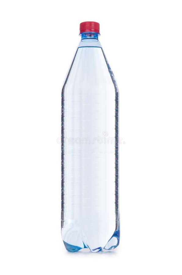 butelki wody biel obrazy royalty free