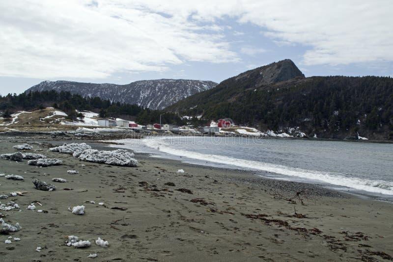 Butelki zatoczka, zatoka wyspa wodołaz zdjęcia stock