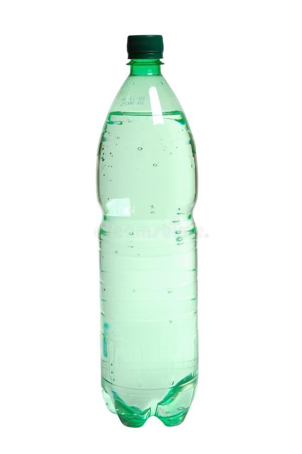butelki zieleni woda zdjęcie royalty free