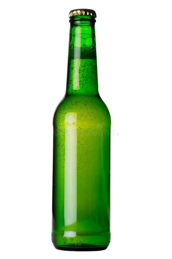 butelki zielone cieczy obraz stock