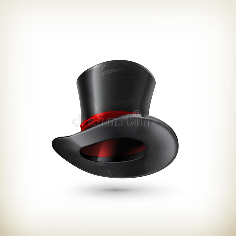 Butla kapelusz ilustracji