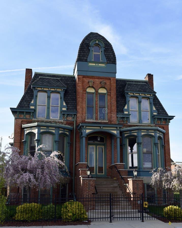 Butler Mansion photos stock