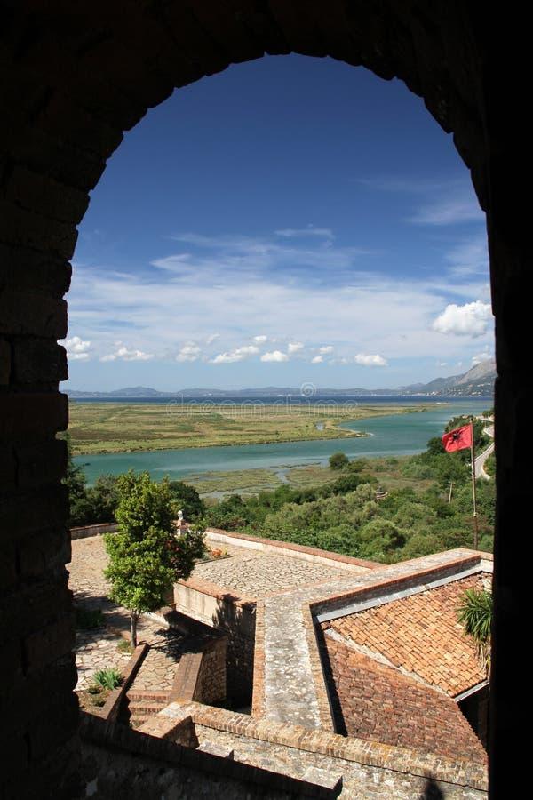 Butrint - Albânia imagens de stock royalty free