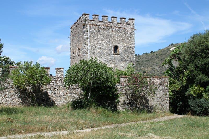 Butrint - Albânia foto de stock royalty free