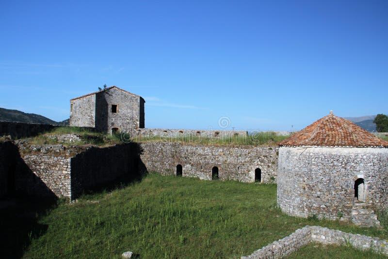 Butrint - Albânia imagem de stock royalty free
