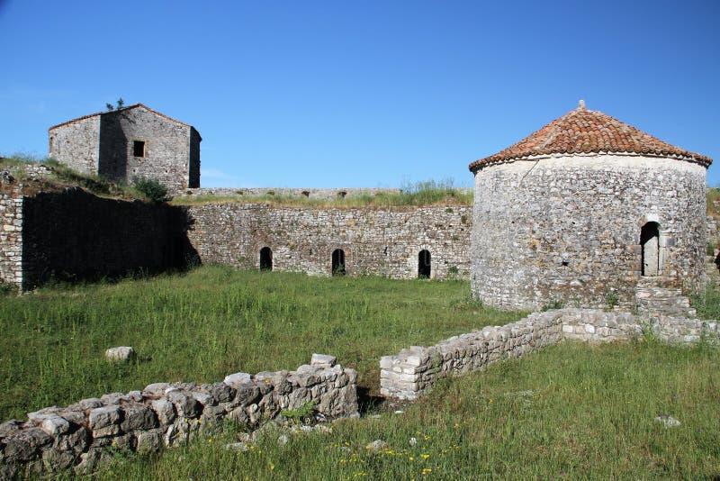 Butrint - Albânia fotos de stock