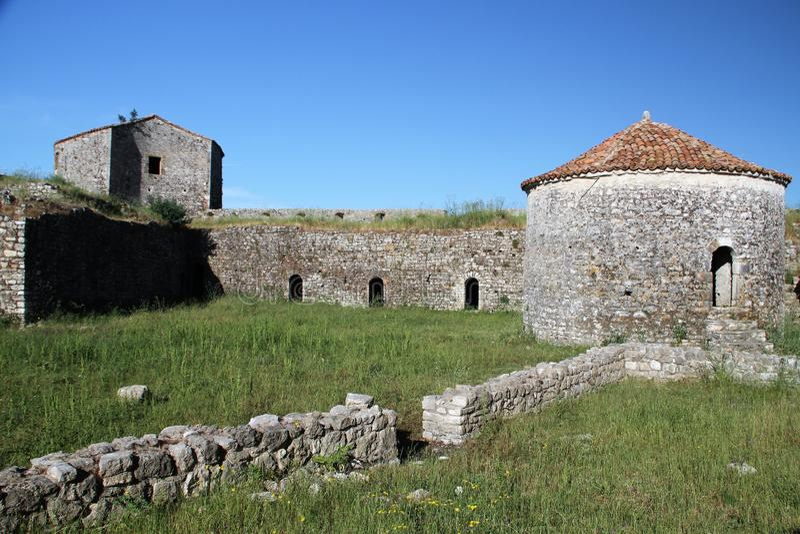 Butrint - Albania stock photos