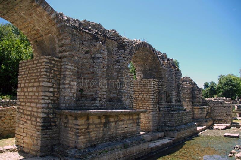 Butrint, archeological site.
