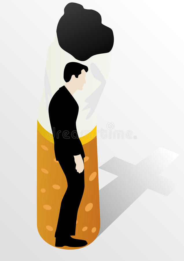 Download  stock vector. Illustration of habit, filter, health - 20406130