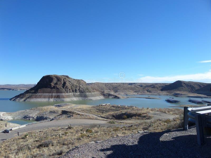 Butte d'éléphant, Nouveau Mexique photos stock