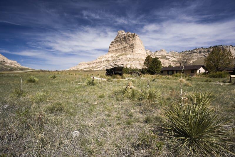 Butte de Jackson photographie stock libre de droits