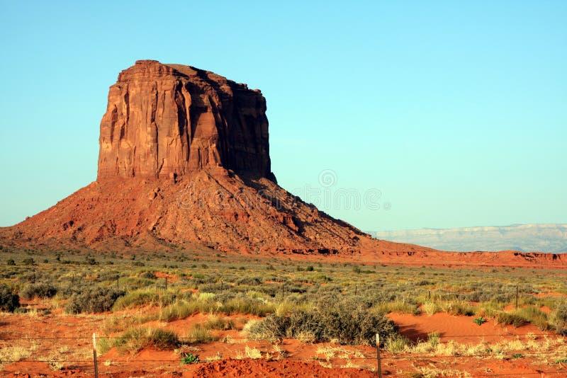 Butte dell'Arizona fotografia stock
