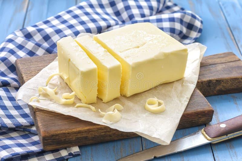 Butter lizenzfreies stockfoto