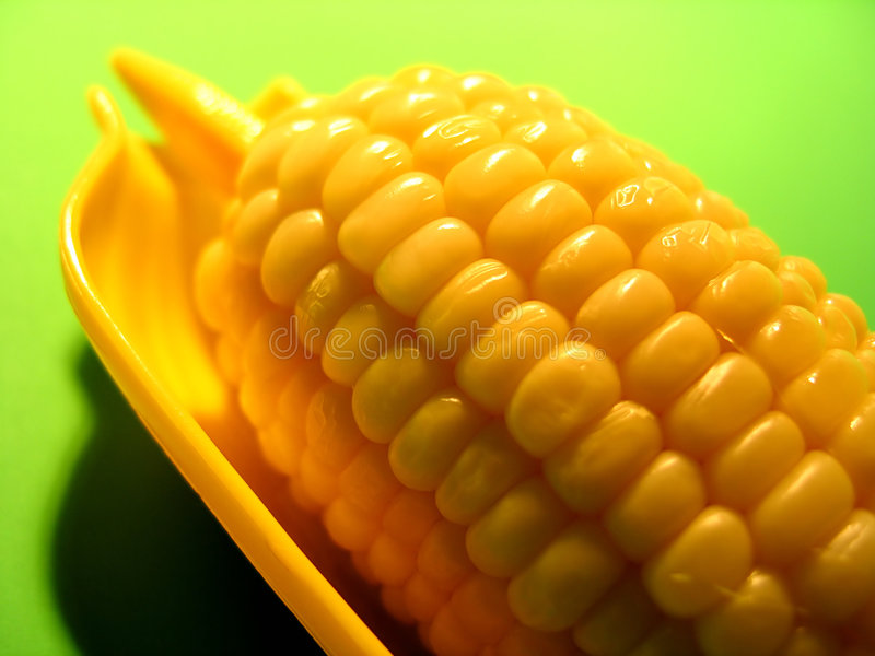 Download Butter Corn 1 stock image. Image of salt, leaf, food, corn - 15883
