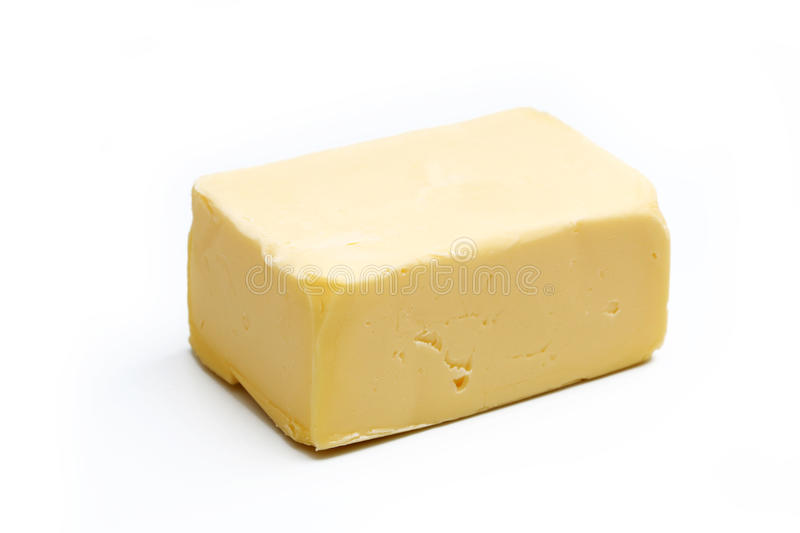 Butter stock image