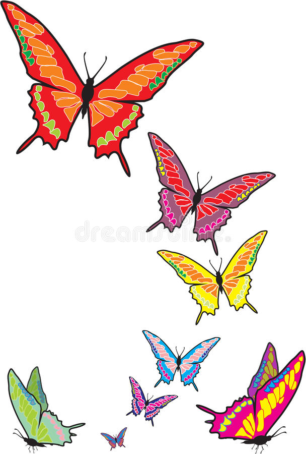 Free Butterfly Royalty Free Stock Photography - 15261407