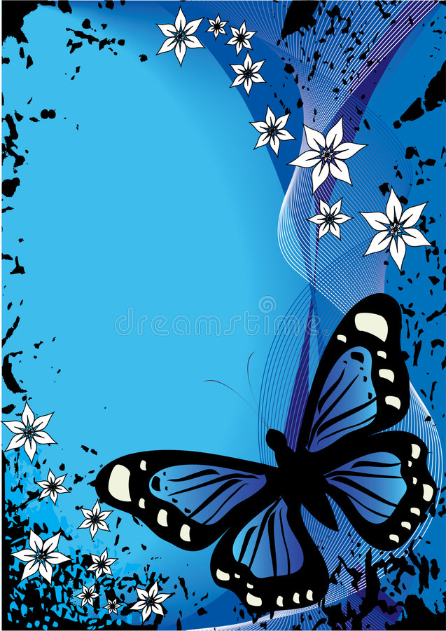 Download Butterfly 3 stock vector. Image of element, butterfly - 8528055