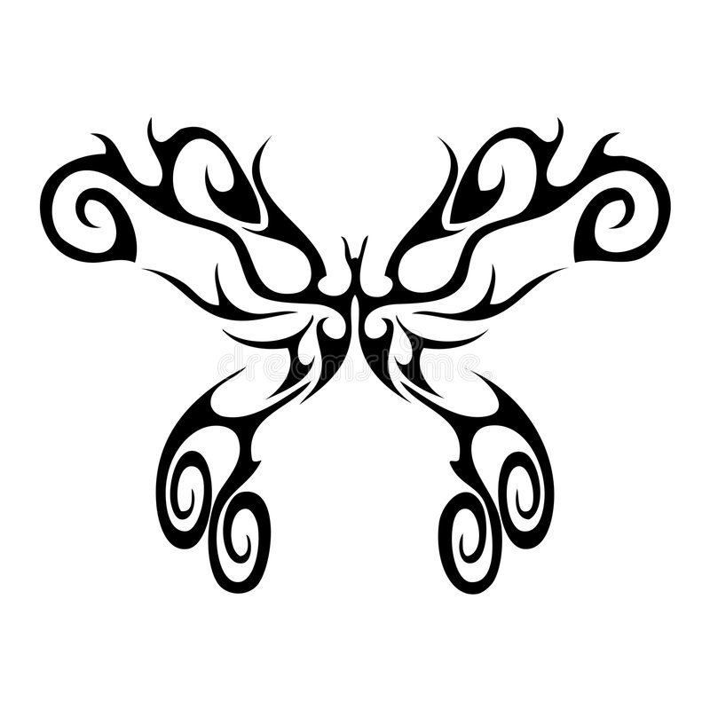 Download Butterfly stock vector. Image of image, life, abstract - 3407228