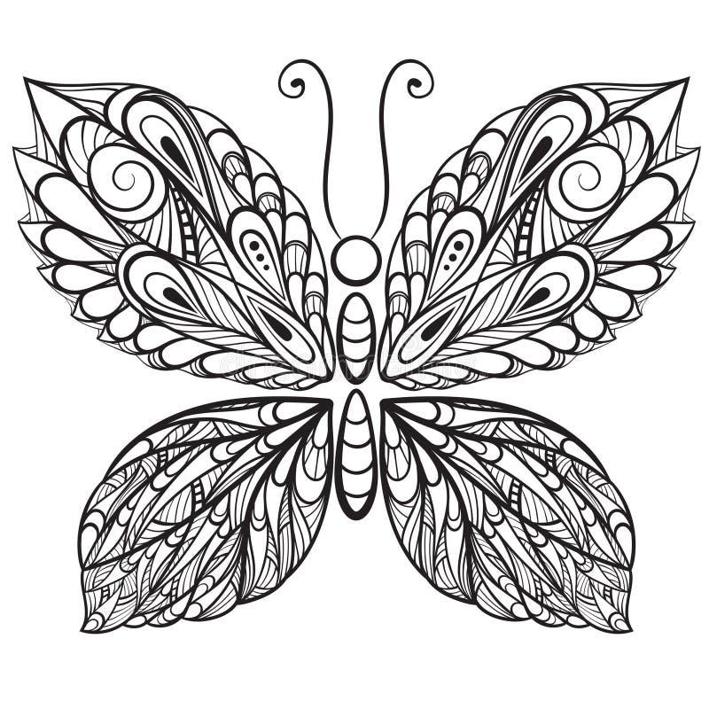 Butterfly01 fotografia stock
