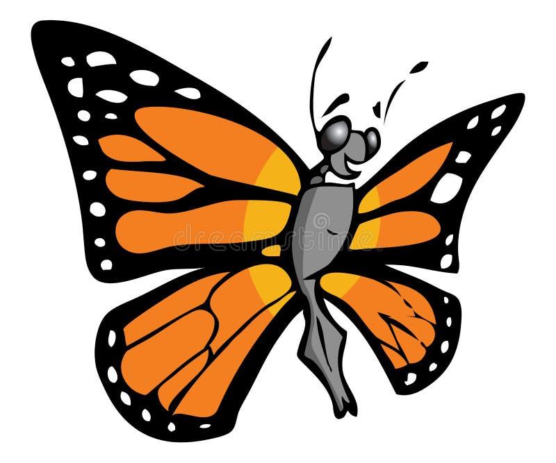 Butterfly stock illustration