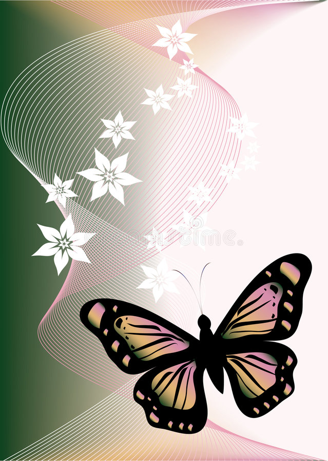 Free Butterfly Royalty Free Stock Photo - 8580315