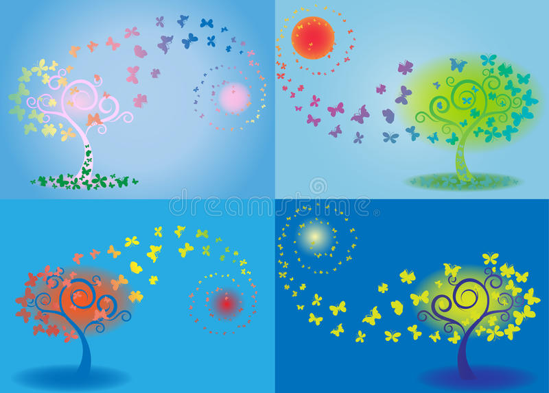Download Butterfly Background Royalty Free Stock Image - Image: 14740386