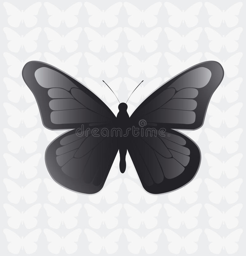 Download Butterfly Background Royalty Free Stock Photos - Image: 16952668