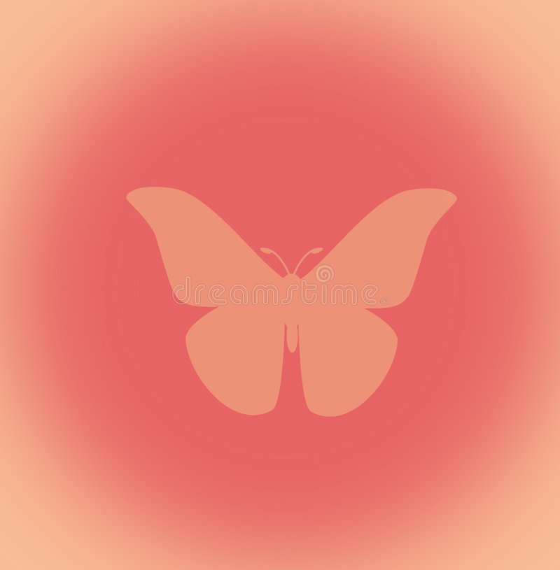 Butterfly Design Stock Image