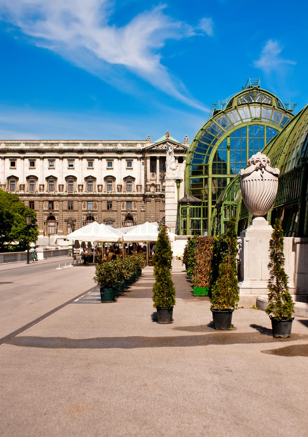 Download Butterfly Greenhouse In Vienna Stock Image - Image: 24778393