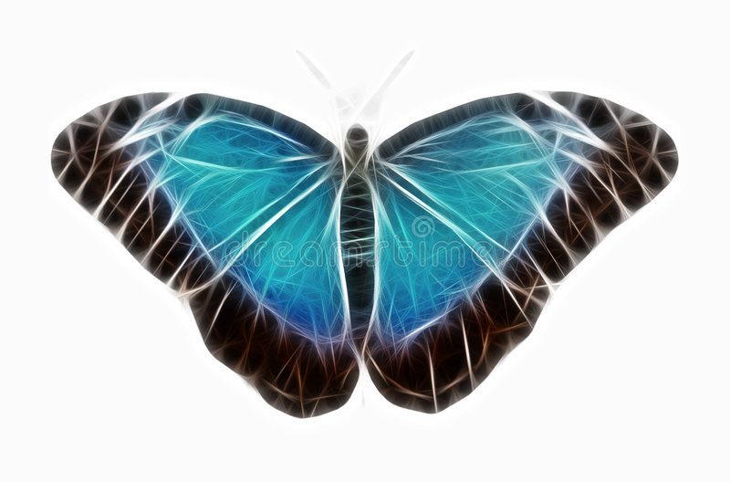 Download Butterfly Illustration Royalty Free Stock Photo - Image: 7779235