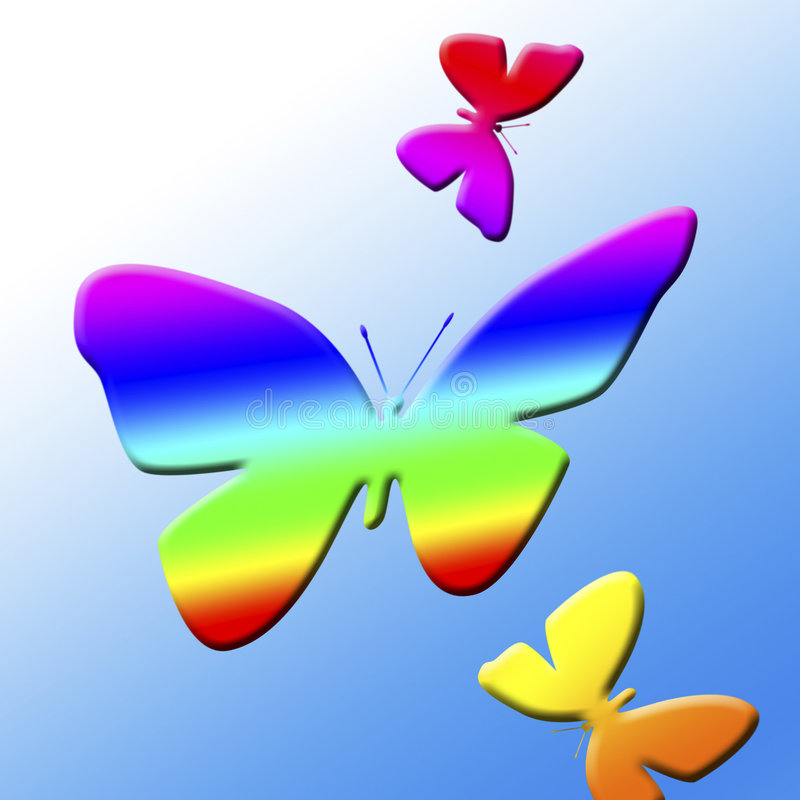 Download Butterfly Pattern Stock Image - Image: 197751