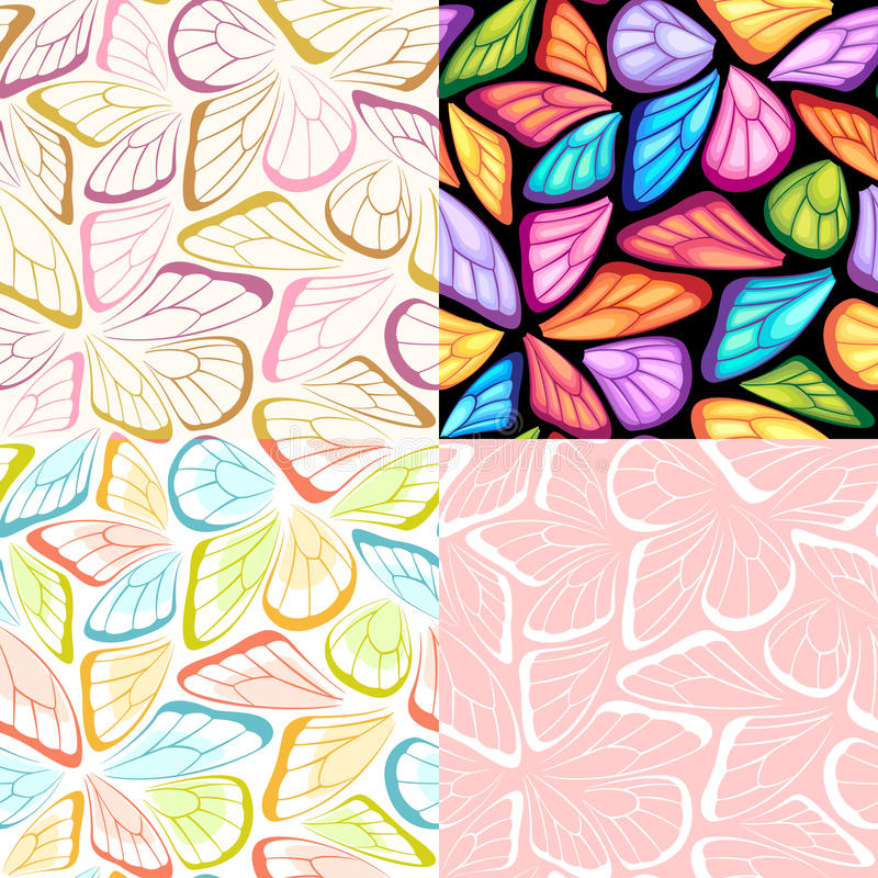 Download Butterfly pattern stock vector. Illustration of nature - 23875351