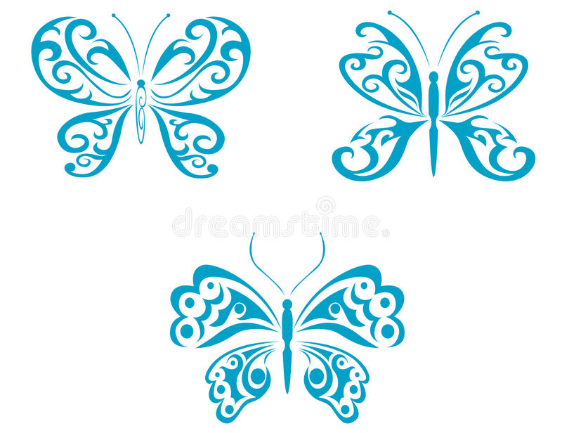 Download Butterfly Tattoo Stock Photos - Image: 10742983