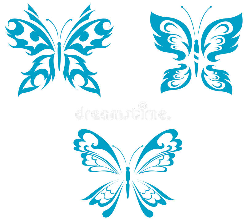 Download Butterfly Tattoo Stock Photos - Image: 10743013