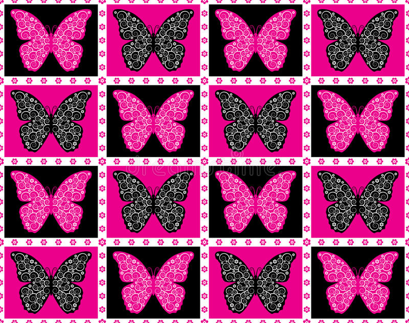 Download Butterfly texture stock vector. Illustration of flower - 13839119