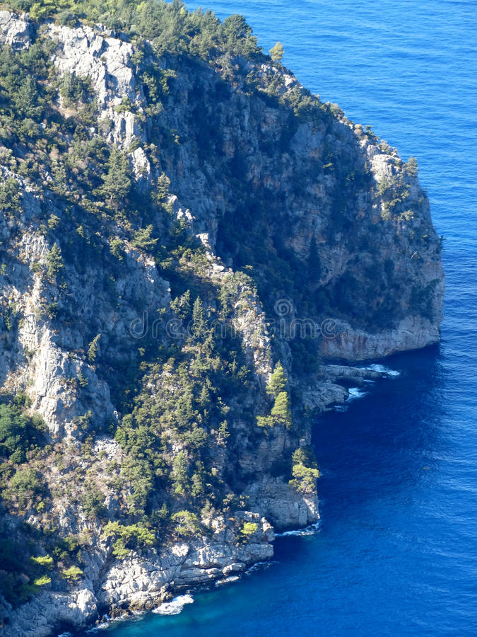 Download Butterfly Valley Deep Gorge Fethiye Turkey Stock Image - Image: 33469411