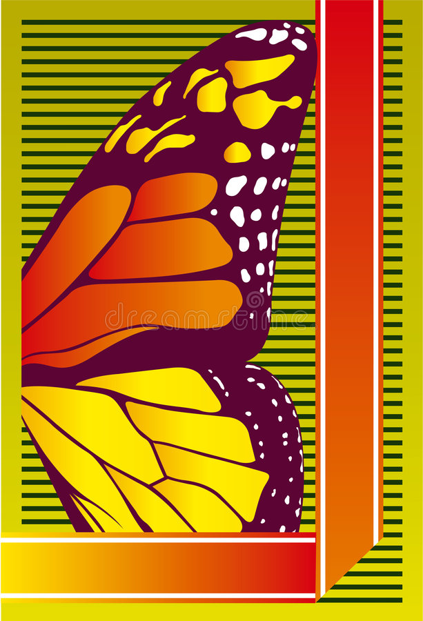 Download Butterfly Wing Stock Photo - Image: 5399950